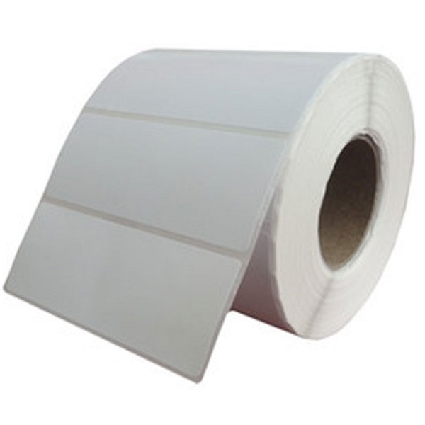 Direct Thermal Blank Label Rolls 100x38mm (5 Rolls Per Box)