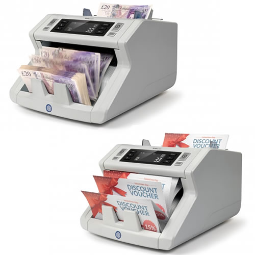 2250 Banknote / Coupon Counter