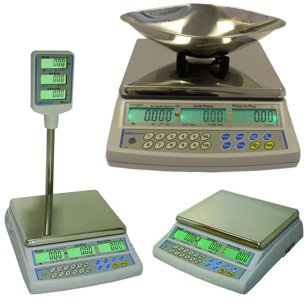 AZ Extra Retail Weighing Scale