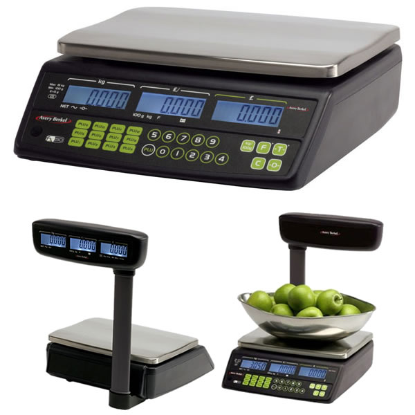 Avery Berkel FX50 Retail Shop Weighing Scale