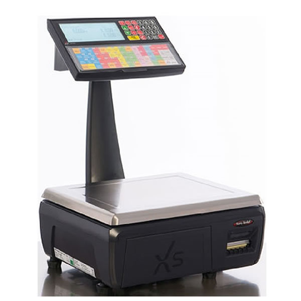 XS-400 Label Printing Scale