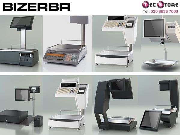 Bizerba Retail Scales for Supermarkets