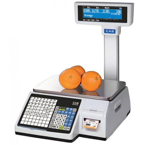 Label Printing Shop Weighing Scales
