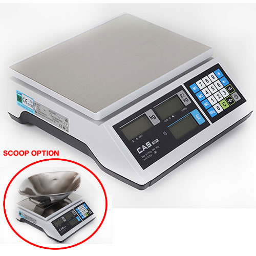 ER Retail Weighing Scale