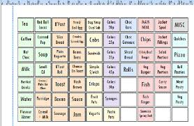 keyboard templates tecstore uk