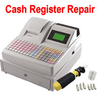 Cash Register Repair