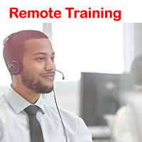 Cash Register Remote Training