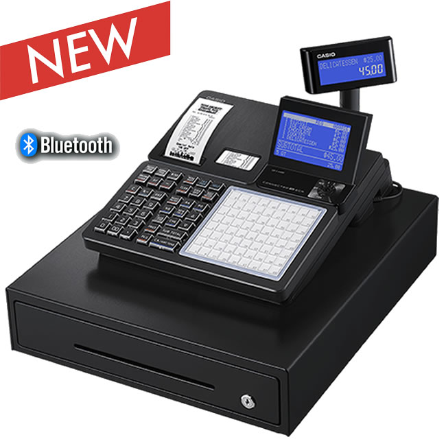 SR-C4500 Cash Register