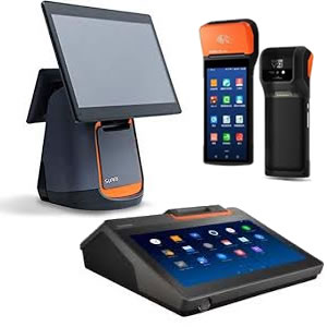 Android POS Terminals