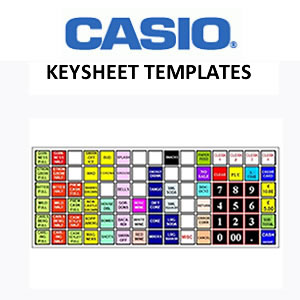 Casio Templates