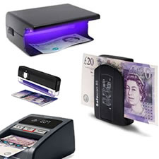 Counterfeit Note Detectors