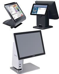 Touchscreen POS Terminals
