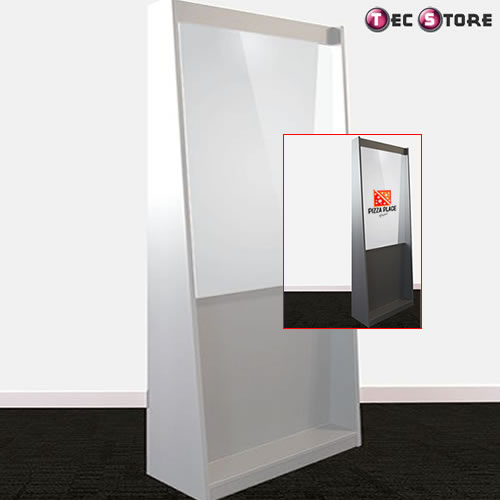 Floorstanding Half Panel Screen 100cm