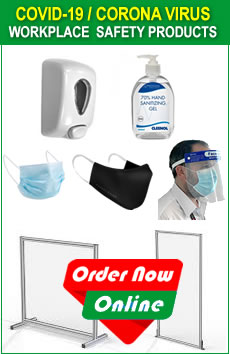 Covid-19 Workplace Safety Products