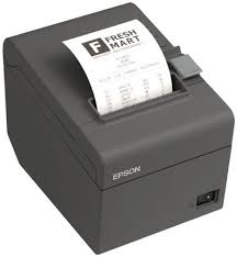 TM-T20II Thermal Receipt Printer