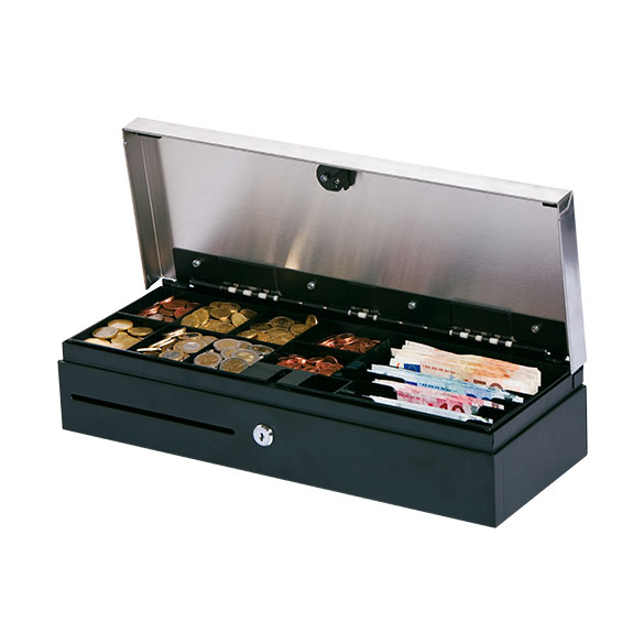 Flip Top Cash Drawer with S/S Lid