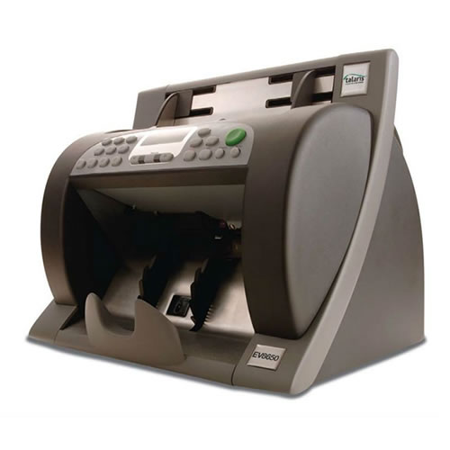 EV8650 Bank Note Counter