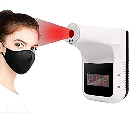 Non-Contact Temperature Scanner