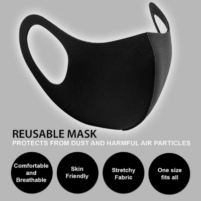 Lycra Face Masks (10 Pack)