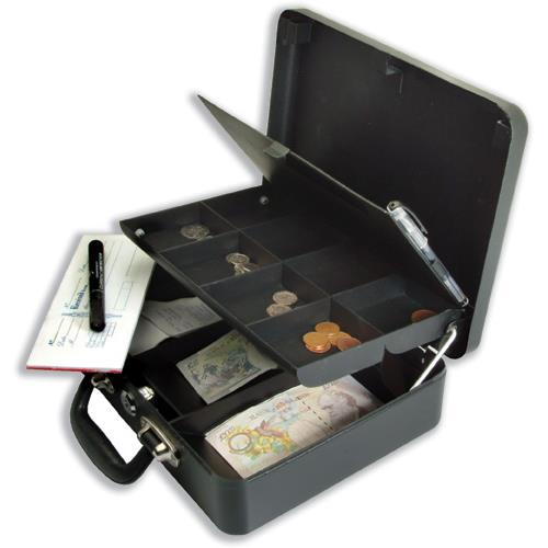 Petty Cash Box with PIN