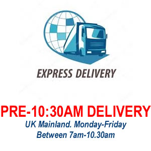 Upgrade to PRE-10.30AM Delivery (Mon-Fri)