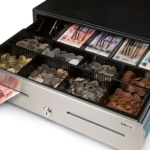 HD-4646S Heavy-Duty Cash Drawer