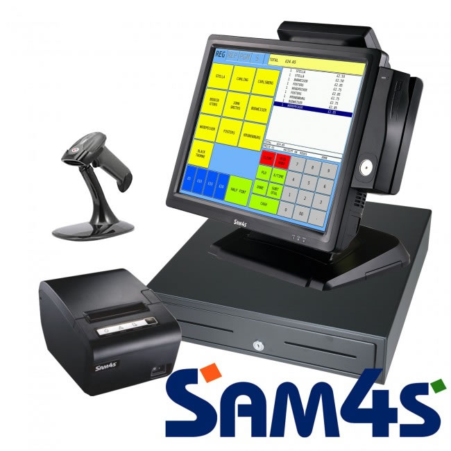 SPS-2200 Retail POS System