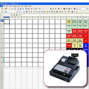 sam4s sps530 sps520 keyboard template tecstore uk. Black Bedroom Furniture Sets. Home Design Ideas