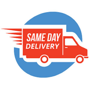 Upgrade to Same Day Delivery (Mon-Fri)