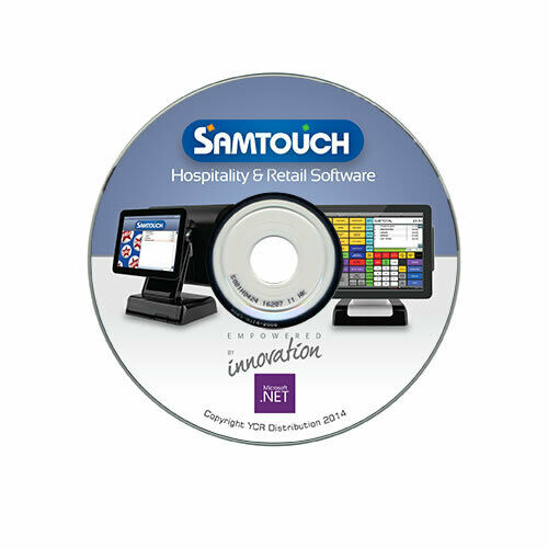 SamTouch POS Software (with Terminal)