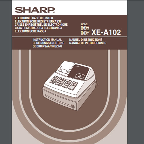 XE-A102 Operation Manual