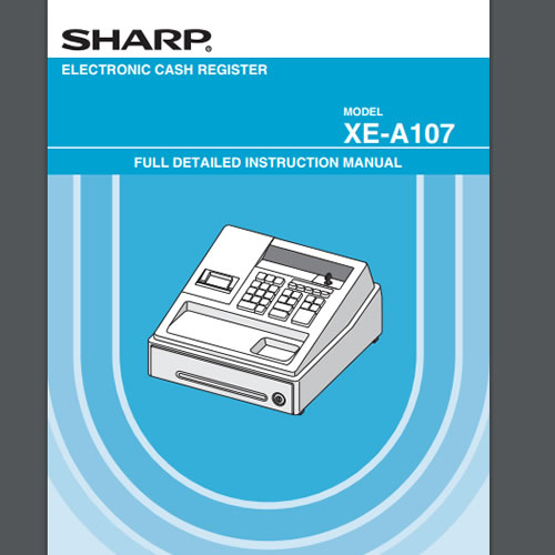 XE-A107 Programming Manual