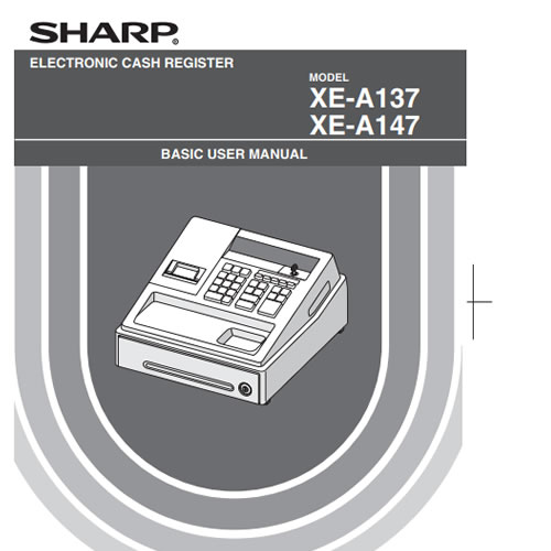 XE-A137 Programming Manual