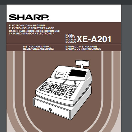 XE-A201 Operation Manual