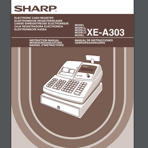 XE-A301 Operation Manual