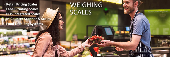 Retail Scales & Labels Printers