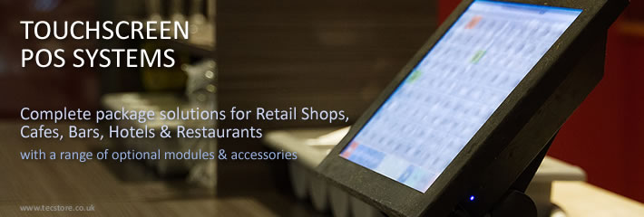 Touchscreen POS Systems