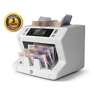 2650 Professional Bank Note Counter