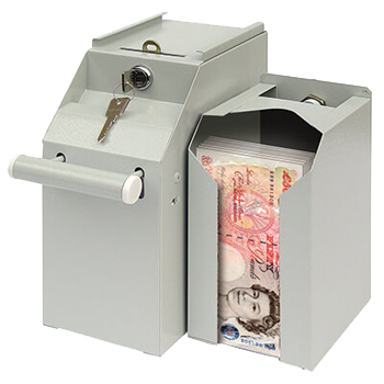 Tellermate TSR-100 Under-Counter Cash Safe