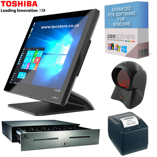 T10 Retail POS Package