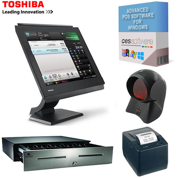 TCxWave Retail POS Package